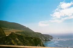 45460020 (danimyths) Tags: ocean california film beach water coast waterfront pacific roadtrip pch pacificocean westcoast californiacoast filmphotography pacificcostalhighway