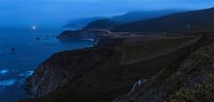 Hurricane Point at first light. Big Sur, CA (Craig Hudson Photography) Tags: california morning usa color horizontal landscape unitedstates bigsur westcoast bixbybridge firstlight hurricanepoint
