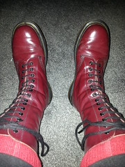20160420_193951 (rugby#9) Tags: original black feet yellow cherry boot hole boots lace dr air 14 7 icon wear size jeans stitching comfort sole doc 1914 cushion soles dm docs eyelets drmartens bouncing airwair docmartens wrangler martens dms cushioned blackjeans wranglerjeans wair doctormarten 14hole yellowstitching blackwranglerjeans