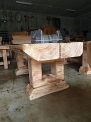 P1010133 (serafinocugnod) Tags: legno tavoli