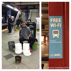 2016 04 27 027 Trommler Wifi CuCa (Cucina Casalinga) Tags: newyorkcity usa cucinacasalinga