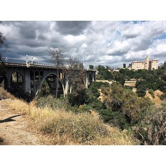 Walked across the Colorado Street Bridge for the first time and immediately regretted my decision. #acrophobia #bridge #pasadena #arroyoseco May 21, 2016 at 04:58PM (karolalmeda) Tags: street bridge for colorado time 21 may first pasadena across decision arroyoseco walked acrophobia 2016 regretted immediately instagram ifttt 0458pm