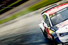 FIA World Rallycross, Lydden Hill 2016 (Gergo Toth) Tags: green fia world rx wrx lyddenhill uk gb gbr racing rallycross motorsport motorsportphotography race power 600bhp rallyx kent monster redbull nikon gergototh alamy smugmug action photography