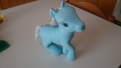 A fake (and big) My Litte Pony like toy (ItalianToys) Tags: horse toy toys little fake pony cavallo giocattoli giocattolo