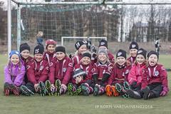 1604_FOOTBALL-107 (JP Korpi-Vartiainen) Tags: game girl sport finland football spring soccer hobby teenager april kuopio peli kevt jalkapallo tytt urheilu huhtikuu nuoret harjoitus pelata juniori nuori teini nuoriso pohjoissavo jalkapalloilija nappulajalkapalloilija younghararstus
