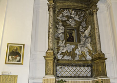 Tomb of Bl Hyacinth Cormier (Lawrence OP) Tags: rome shrine dominican tomb icon altar blessed angelicum ourlady hyacinthcormier
