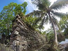 Nan Madol, Pohnpei, Micronesia.