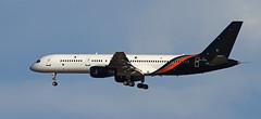 Titan Airways / Boeing 757-256 / G-ZAPX (vic_206) Tags: bcn titanairways gzapx lebl boeing757256 canon300f4lis canoneos7d