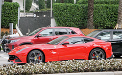 Ferrari F12berlinetta (RudeDude2140a) Tags: red sports car ferrari exotic coupe supercar f12 berlinetta f12berlinetta