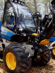 Forexpo 2016(101) (TrelleborgAgri) Tags: forestry twin tires trelleborg skidder t480 forexpo t440