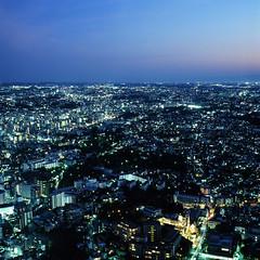 21770007 (redefined0307) Tags: city longexposure film japan night analog mediumformat cityscape nightscape yokohama fujichrome bronicas2 zenzabronica provia400x zenzabronicas2
