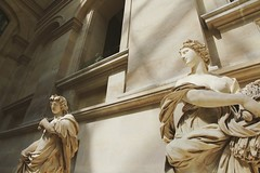 (Stephanie DiCarlo) Tags: louvre thelouvre museum paris france europe travel sculpture