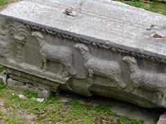 Remnants of the Theodosian Hagia Sophia (5th century) (sixthland) Tags: church museum turkey istanbul mosque hagiasofia ayasofya 550d