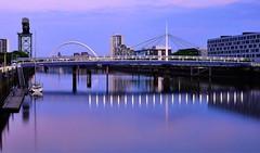 Finnieston, Glasgow (Angela xx) Tags: bridge glasgow squinty finnieston squintybridge clydearcbridge