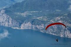 auf dem Monte Baldo (petrastarosky) Tags: italien urlaub gardasee 2016 gleitschirmfliegen