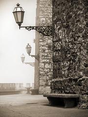 LANTAARN (BAUWENS RENE) Tags: italien italy mist misty lanterne nikon italia nebel sicily lantern italie brume lantaarn sicile sizilien sicilie p7800