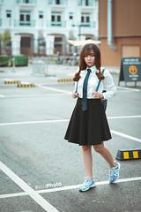 E5 (erik_bui_89) Tags: woman cute student nikon human beautifull emart