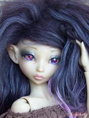 Louve-dtail yeux (koikokoro) Tags: doll vampire tan mystic sylvania