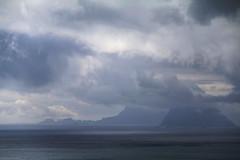 Utsikt fra , Lofoten (Elisabeth A. V.) Tags: sea norway norge lofoten nordnorge
