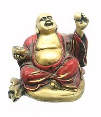 Laughing Buddha (mcginley2012) Tags: macro buddha whitebackground n8 macromondays