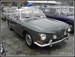 VW Carmann Ghia (Alan B Thompson) Tags: picasa olympus 2012 sp590uz medwaysteamfest
