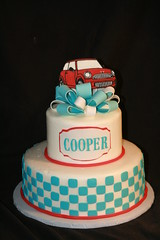 "Mini cooper cake birthday • <a style=""font-size:0.8em;"" href=""http://www.flickr.com/photos/60584691@N02/7021471805/"" target=""_blank"">View on Flickr</a>"