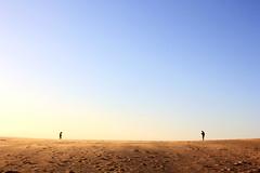 """The Blow"" (Mia Temperly) Tags: blue orange white beach sahara landscape rainbow sand blow qld queensland carlo scape theblow carlosandblow"