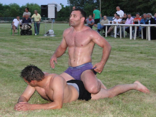 Wrestling / Skutari / Serres / Greece - a photo on Flickriverwrestling bulges