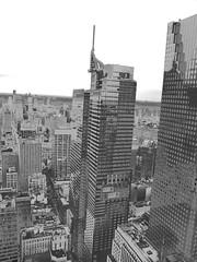 Grey Glass (Seekdes (Mike in TO)) Tags: city urban toronto ontario canada skyline skyscraper office downtown condo scotia trump baystreet density