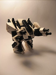 VPR Mk. 22 Ice Golem (Von Publenstein Research) Tags: mobile frame zero mfz