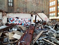 CURVE (S C R A T C H I E S) Tags: nyc graffiti curve palo nsf