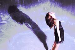 (waffleslayer) Tags: lighting light urban ballet color pool girl fashion self vintage stars dance ballerina shadows dress skin decay destruction curves cement style slip thin edit emptypool fayestrawn waffleslayer
