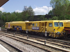73109 at leicester (47604) Tags: leicester 73109 trackmachine