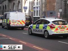 Lothian+Border police in Glasgow2012 (seifracing) Tags: seifracing ecosse iveco ford strathclyde police polizei policia spotting scotland uk britain lothian border ak11phf sn12evw