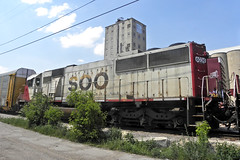 Soo 6036s tail (Milwaukee beerNut) Tags: milwaukee cp soo sd60 48419 es44