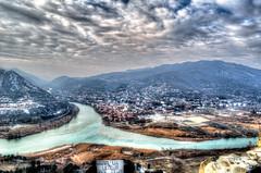 View of Georgia