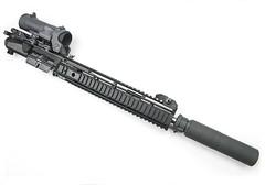 FUN (Threedi) Tags: scope rifle spectre ar15 cqb jetz suppressor elcan