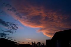 like a sand storm (Andrea_Federici) Tags: blue sunset sky italy orange sun storm black clouds landscape sand tramonto nuvole shadows blu andrea ombre cielo sole arancio marche controluce sera crepuscolo fano federici andreafederici