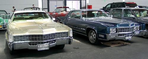 Cadillac Eldorado 68 e 67