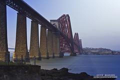 Forth (Rail) Bridge (DMeadows) Tags: longexposure bridge water train scotland crossing steel railway firth firthofforth queensferry forthrailbridge davidmeadows dmeadows davidameadows myvaltari yahoo:yourpictures=waterv2 yahoo:yourpictures=yourbestphotoof2012