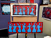 """""""Good Times in May"""" (Stephanie """"Biffybeans"""" Smith) Tags: blue red white painting acrylic marker lehighvalley stephaniesmith voluptious posca rubenesque visualartist bananafactory biffybeans"""