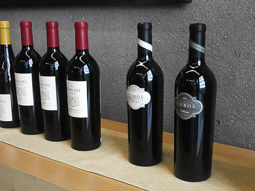 <p>One of the top wineries in Mendoza, Vina Cobos. </p>