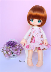 Cute feet (AninhaDias) Tags: cute japan doll juice lazy resin resina boneca kiki rare sukie kawai kinoko noshoes bambicrony