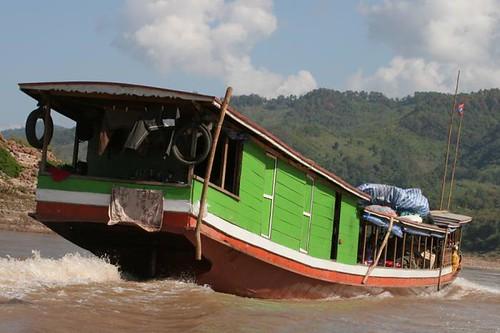 Mekong boat