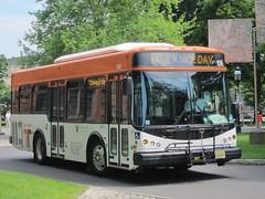 Have A Nice Day (Joe Shlabotnik) Tags: bus princeton 2012 reunions faved niceday princetonreunions tigertransit june2012 reunions2012
