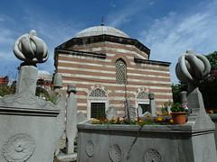 Istanbul 2012 (hunbille) Tags: istanbul eyup turbe sokollumehmetpasha turbeofsokollumehmetpasha