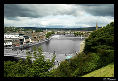 DSC9137 (s.penman) Tags: trees river town bridges inverness autofocus rememberthatmomentlevel1