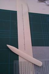 Studio Experiments / June (Felt Meets Cloth - Abigail Thomas) Tags: studio text workinprogress wip installation letraset bobbrown readingmachines rollerbook