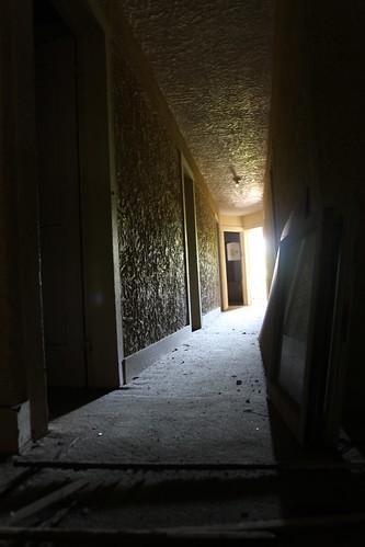 Oxford Inn secret floor