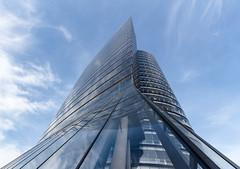 Absicherung - Wien, Vienna (Gerhard R.) Tags: vienna wien architecture modern arquitectura architektur donaukanal modernearchitektur flickrandroidapp:filter=none